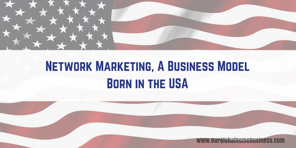 MLM Born in the USA   ASEA Home Based Business