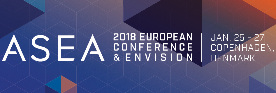 asea conference and envision europe - copenhagen